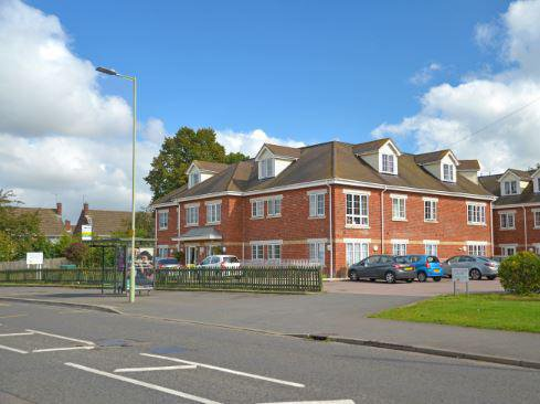 Lancaster Court Care Home in Watford