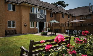 Lauriston Care Home in St Leonards on Sea