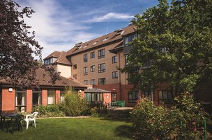 Lawnfield House Care Home in Willesden