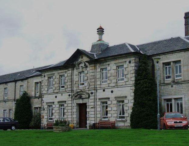 Leys Park Care Centre in Fife