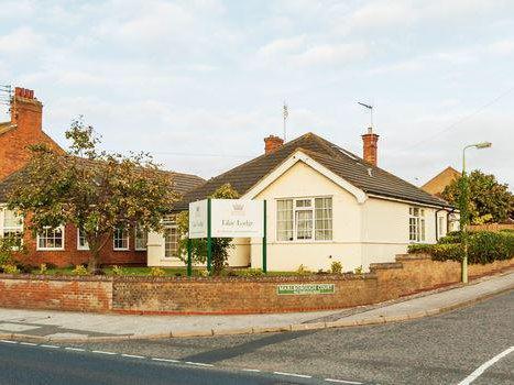 Lilac Lodge & Lavender Cottage Nursing Home in Lowestoft exterior of home