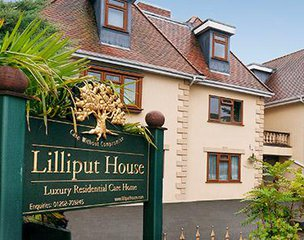 Lilliput House Care Home in Poole