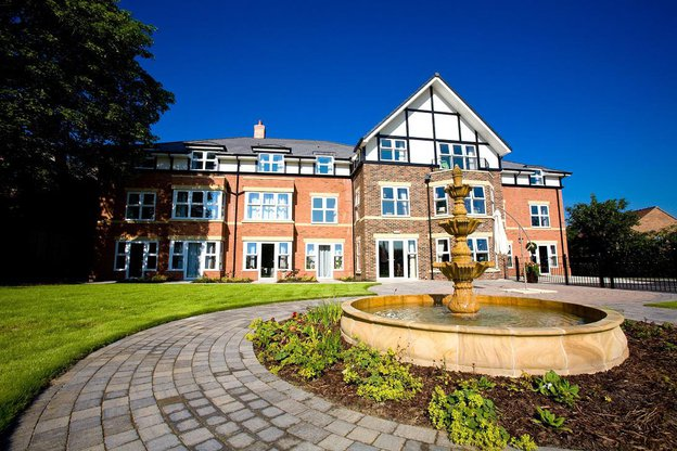 Reuben Manor Care Home in Stockton-on-Tees