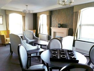 Lounge at Birkdale Tower Lodge