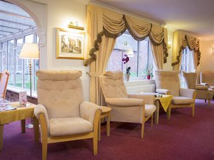 Lounge in Tewkesbury Fields Care Home