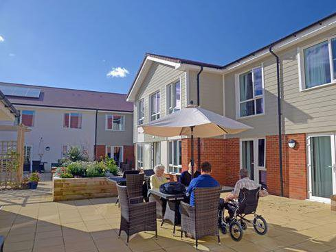 Lower Meadow Care Home in Stratford upon Avon