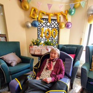 Lime Tree House Celebrated Another 100th Milestone Birthday!