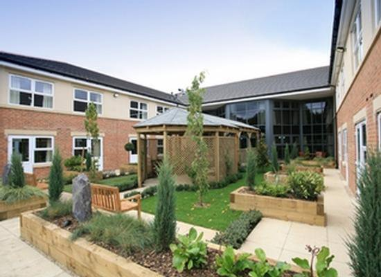 Lydgate Lodge Care Home in Batley, West Yorkshire Exterior