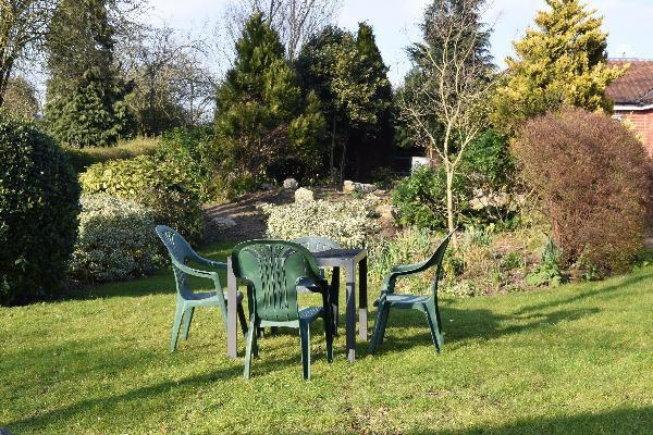 Midlands Care The Magnolia Care Home Garden