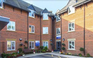 Manorhey Care Home in Urmston