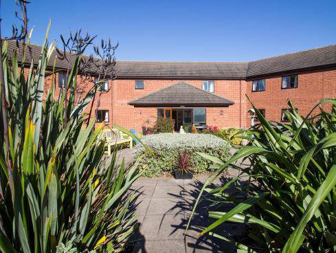 Maun View Care Home in Mansfield