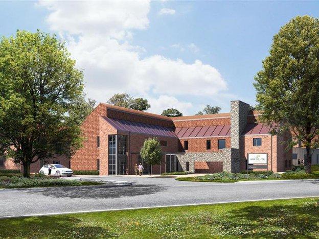 Denmead Grange Care Home in Waterlooville