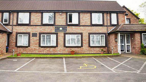 Meadowcroft Residential Care Home in Wolverhampton