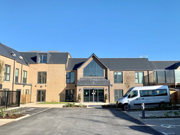 Melbourn Springs Care Home in Gravesend