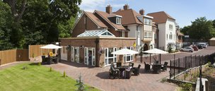 Milford Lodge Care Home in Hitchin