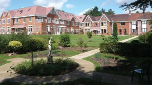 Millway House Nursing Home in Andover