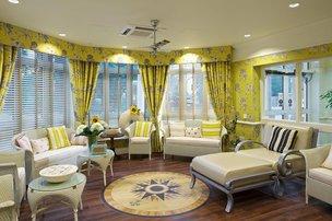 Bedroom in Moorlands Lodge