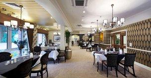 Dinning Room in Moorlands Lodge