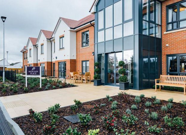 Mortain Place Care Home in Eastbourne