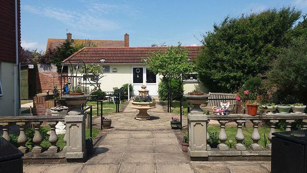 Mount Hermon Dementia Care Home in Lancing