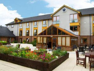 Mulberry Court Care Home in Luton