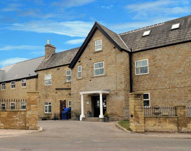 Norwood Grange Care Home in Sheffield