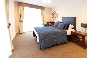 Bedroom in Signature at Wandsworth Common