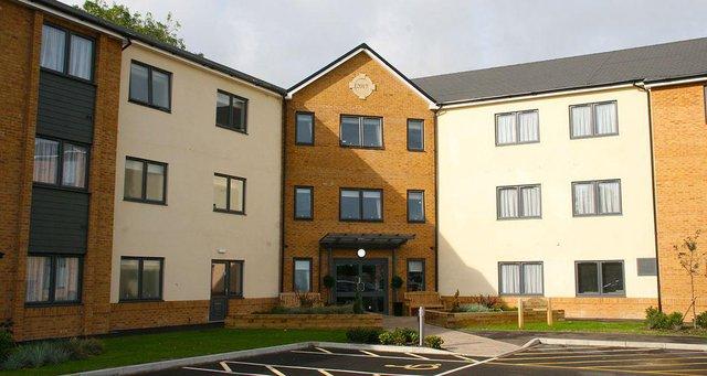 Oakview Lodge Care Home in Welwyn Garden City