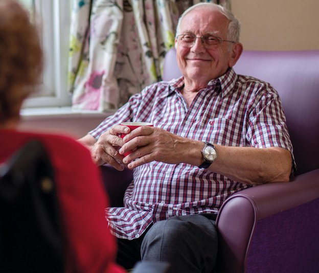118 Widmore Road Care Home - resident