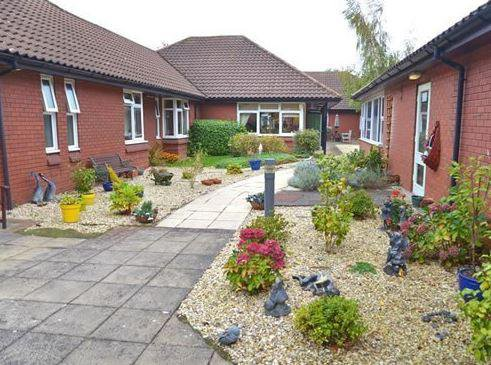 Orchard Blythe Care Home in Warwickshire