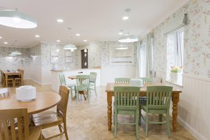 The Orchards Care Home in Cambridgeshire CB6 2FU Dinning Room 2