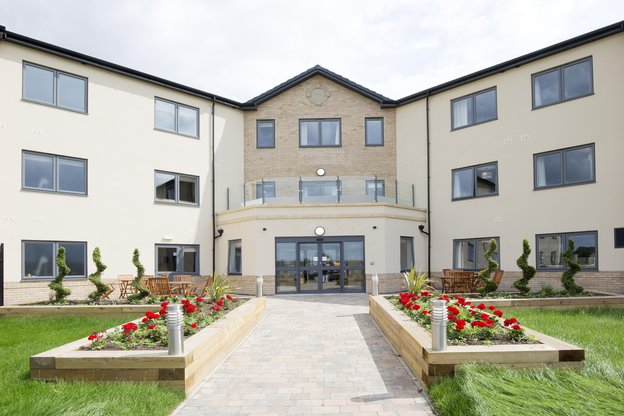 The Orchards Care Home in Cambridgeshire CB6 2FU Front Exterior