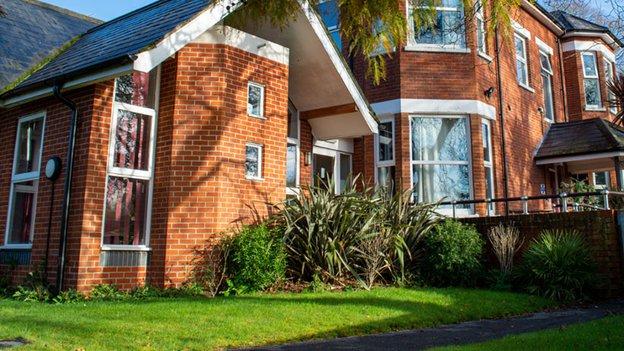 Durban House Nursing Home in Romsey