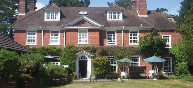 Brendoncare Park Road Nursing Home in Winchester
