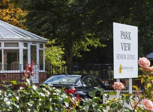Park View Care Home in Witham