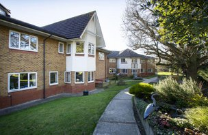 Park View Care Centre Care Home in Kent Exterior