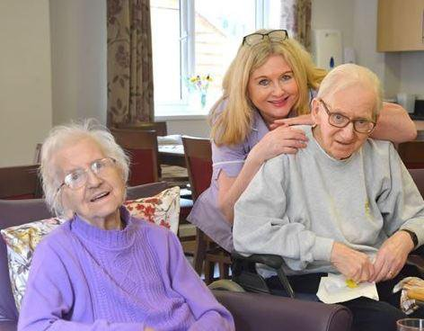 Park View Warwickshire Care Home in Warwick
