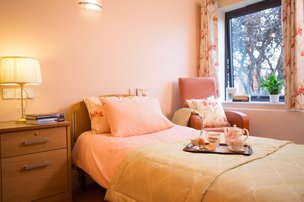 Parklands Lodge Care Home Southport Bedroom