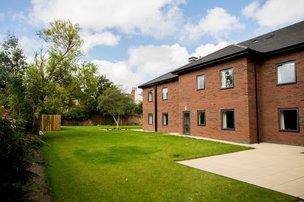 Parklands Lodge Care Home Southport Exterior of Home