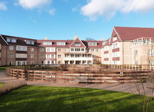 Parklands Manor Care Home in Chertsey