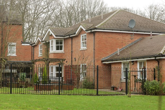 Pelsall Hall Care Home in Pelsall