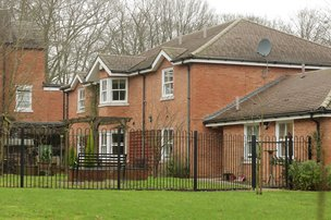 Pelsall Hall Care Home in Pelsall