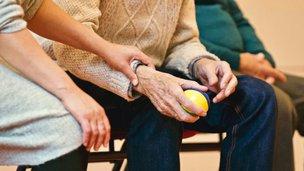 Choosing Safe, Ergonomic Furniture for Seniors in Care