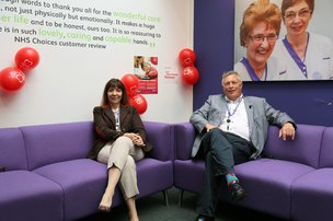 Helping Hands Home Care partners with British Heart Foundation to raise £60,000 for charity's 60th birthday!