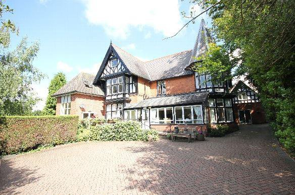 Portland House Care Home in Leicestershire