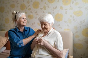 How a Caregiver Can Respect Independence and Ensure Care