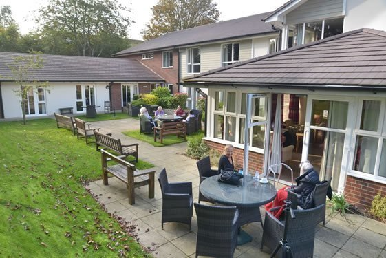 Cherry Tree Lodge Care Homes in Whitnash