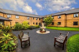 Braywood Gardens Care Home in Nottingham