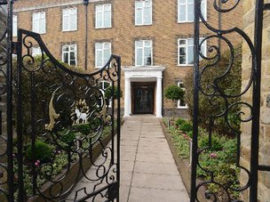 Rectory Court Residential Care Home front of home