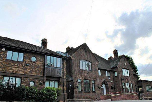 Redbrick Court Care Home in Wordsley, West Midlands